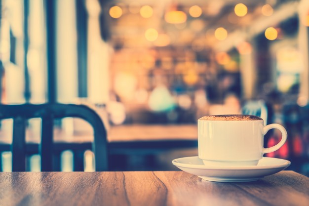 Designing a coffee shop website